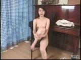 Enjoy this tiny-titted oriental gal blows and fucks this needy cock. Later she lies in the bed as her juicy cunt gets hammered insanely.