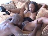 Cum over to today's hot porn video where this busty black fox Vida Valentine blows one thick pole. She later gets her snatch nailed passionately!